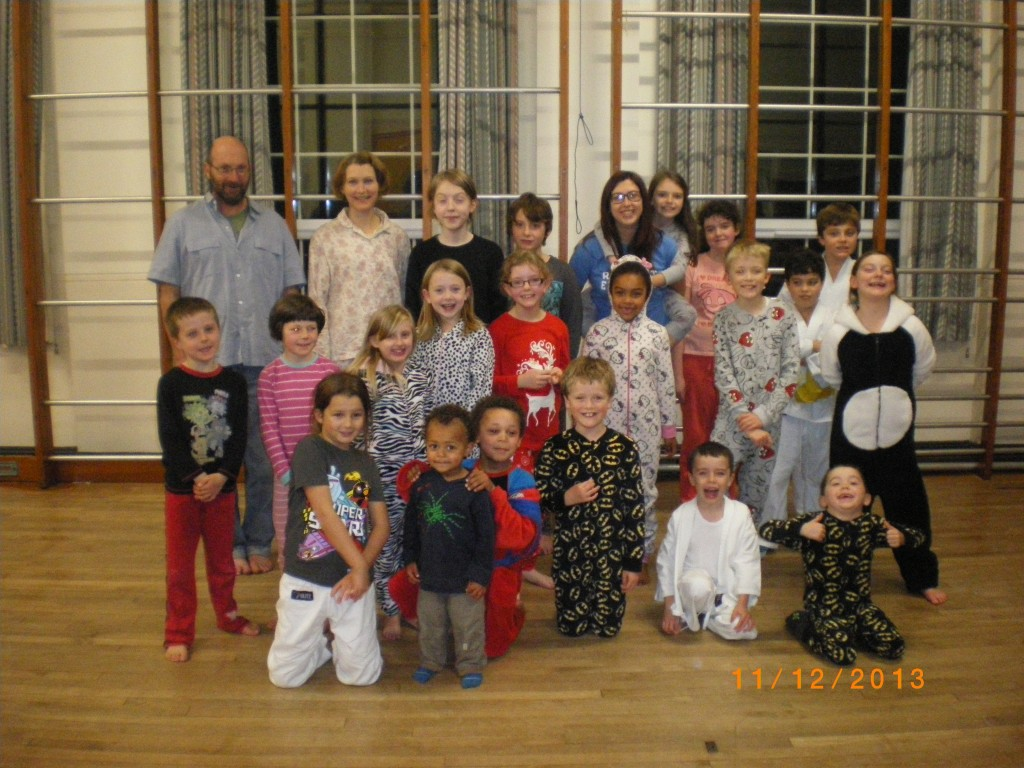 Llandybie Children in Need 2013