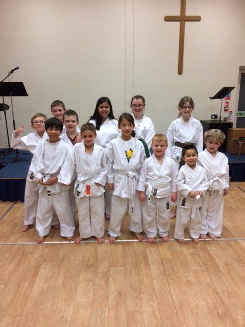 junior grading feb 17